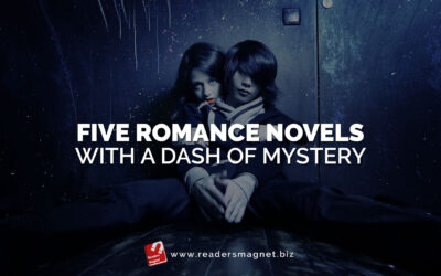 Five Romance Novels with a Dash of Mystery