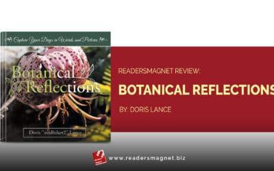 ReadersMagnet Review:  Botanical Reflections by Doris Lance