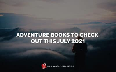 Adventure Books to Check out this July 2021