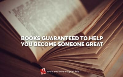 Books Guaranteed to Help You Become Someone Great