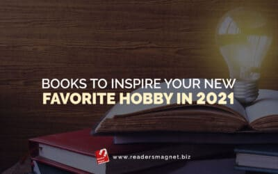 Books to Inspire Your New Favorite Hobby in 2021