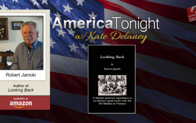 Reader's Magnet Review: America Tonight with Kate Delaney Radio Interview featuring Robert Janicki