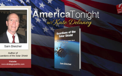 ReadersMagnet Review: America Tonight With Kate Delaney Radio Interview featuring Sam Bleicher