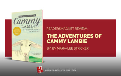 ReadersMagnet Review: The Adventures of Cammy Lambie by Mara-lee Stricker