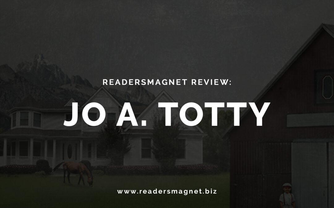 Jo A Totty banner