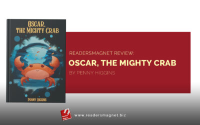 ReadersMagnet Review: Oscar, The Mighty Crab by Penny Higgins