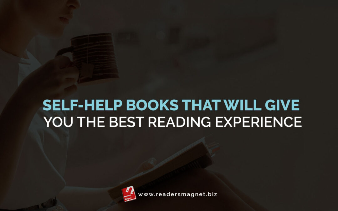 Self-help Books That Will Give You the Best Reading Experience