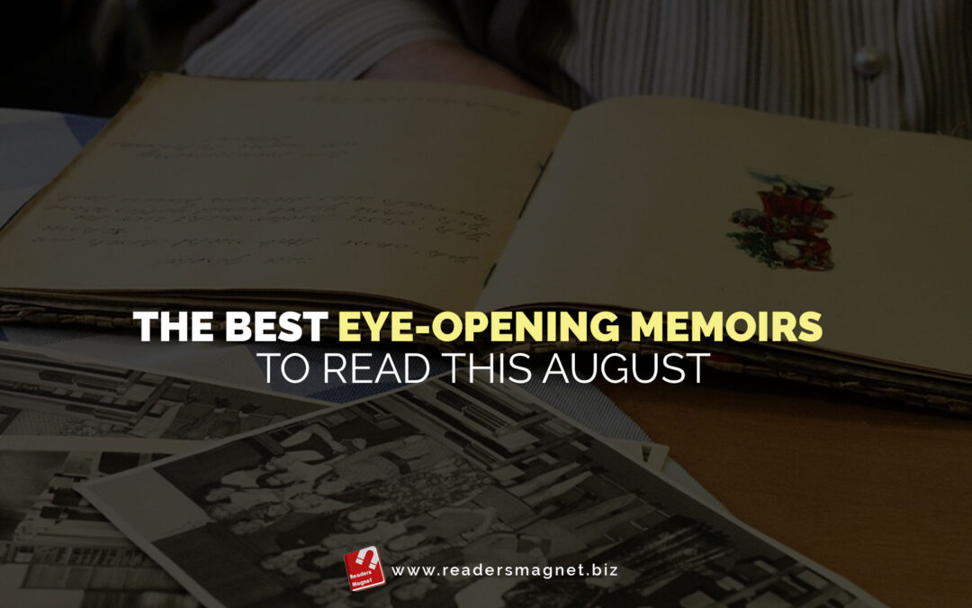 The Best Eye-Opening Memoirs to Read this August