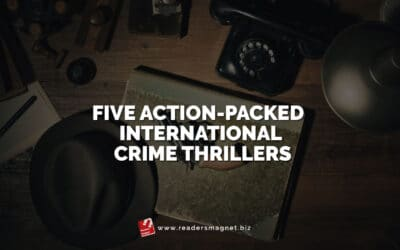 Five Action-Packed International Crime Thrillers