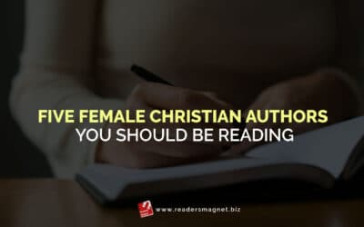 Five Female Christian Authors You Should Be Reading