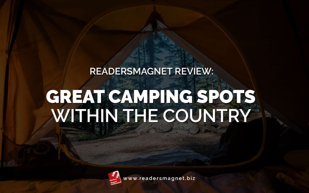 ReadersMagnet Review: Great Camping Spots within the Country