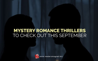 Mystery Romance Thrillers to Check Out this September 2021