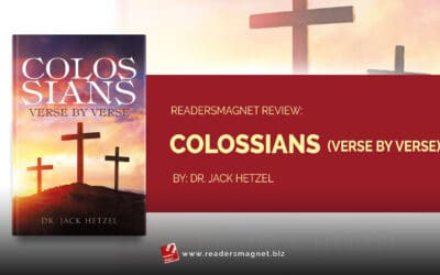 ReadersMagnet Review: Colossians Verse by Verse by Dr. Jack Hetzel